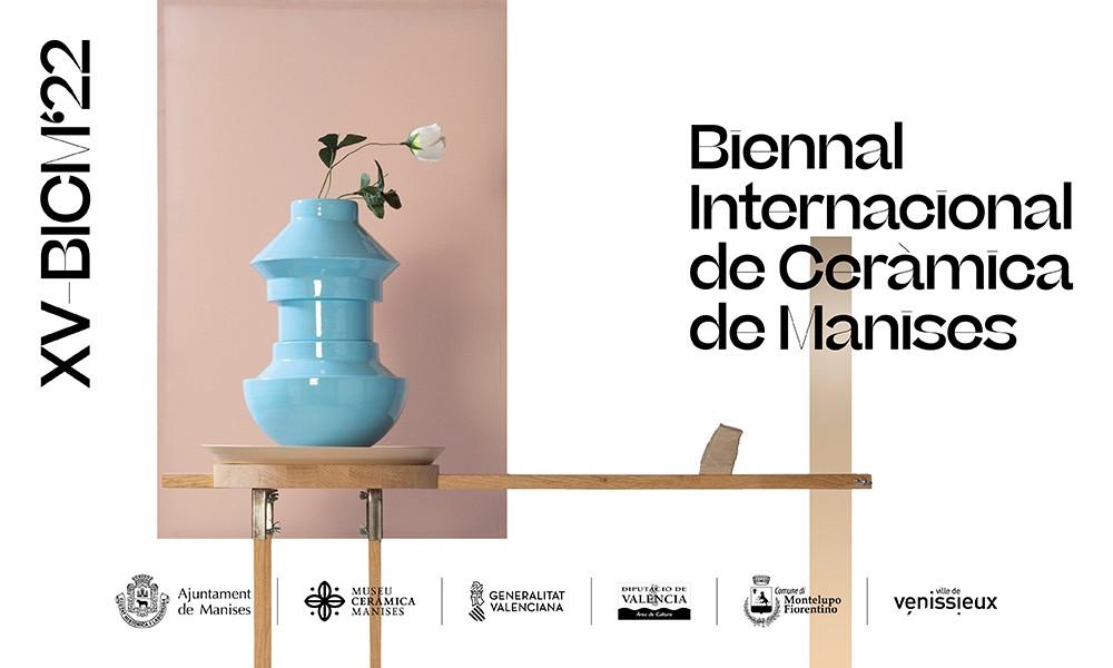 XV Bienal Internacional de Cerámica de Manises