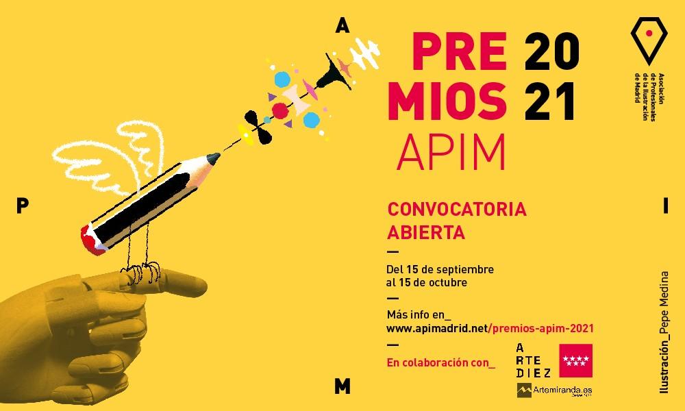 PREMIOS APIM 2021: Categoría A: General