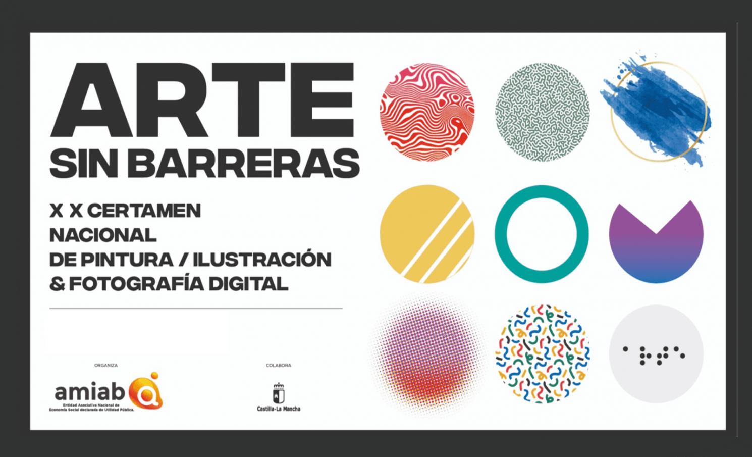 """XX Certamen Internacional de Arte: Pintura, Ilustración y Fotografía """"Arte Sin Barreras"""""""