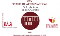 """XXIVPREMIO DE ARTES PLÁSTICAS """"SALA EL BROCENSE"""""""