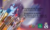 XIX PREMI DE PINTURA JOVE CIUTAT DE L'ALCORA-XIMÉN D'URREA - CATEGORIA LLIURE