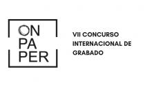 VII CONCURSO ANUAL INTERNACIONAL DE GRABADO