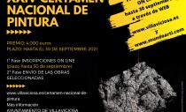 XXIV CERTAMEN NACIONAL DE PINTURA DE VILLAVICIOSA 2021