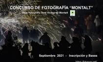 """CONCURSO DE FOTOGRAFÍA""""MONTALT """"DEL GFSVM 2021"""