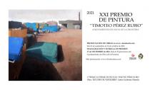 """XXI PREMIO DE PINTURA """"TIMOTEO PÉREZ RUBIO"""" OLIVA DE LA FRONTERA 2021"""